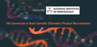 NII Biotech Project Vacancy