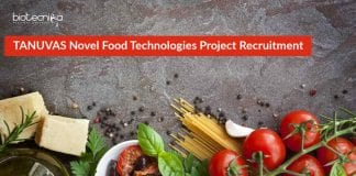 TANUVAS Food Tech Jobs