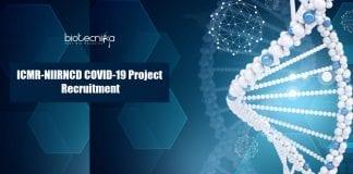 ICMR-DMRC Biotech Job Opening