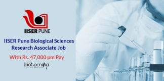 IISER Pune Biological Sciences