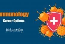 Immunology Career