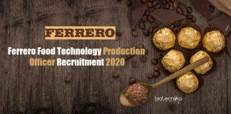 Ferrero Rocher Jobs 2020