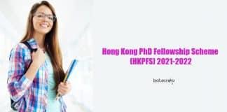 Hong Kong PhD