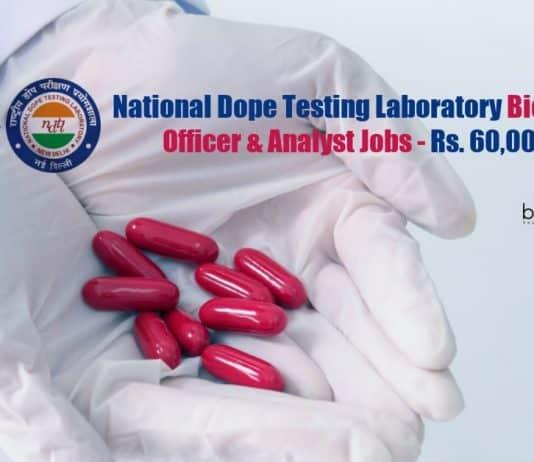 NDTL Recruitment