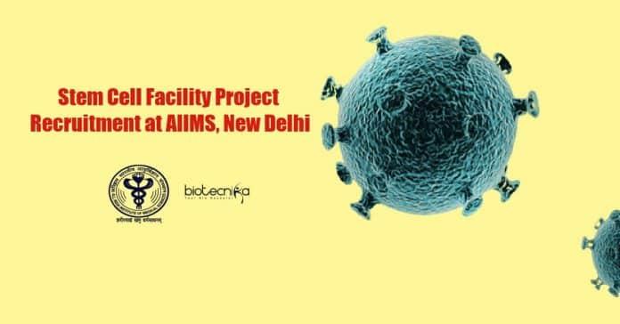 AIIMS Delhi Stem Cell