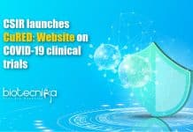 CSIR Launches CuRED Website