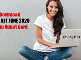 CSIR-NET June 2020 Dates