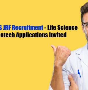 NIMHANS JRF Recruitment