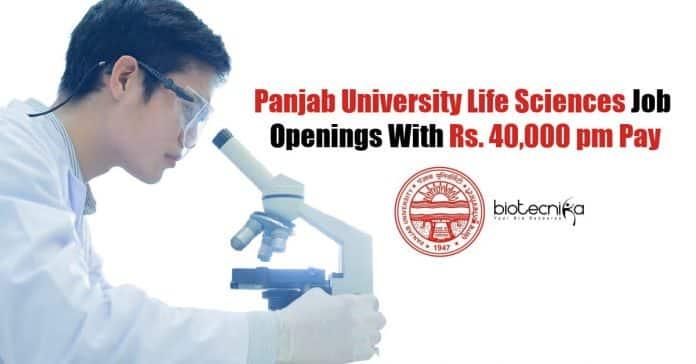 Panjab University Life Sciences