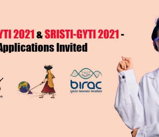 SITARE-GYTI 2021 & SRISTI-GYTI