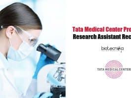 Tata Medical Center Vacancies