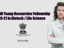 MK Bhan-Young Researcher Fellowship