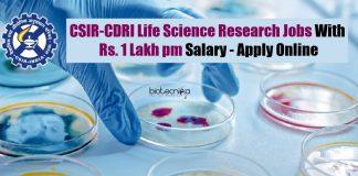 CSIR-CDRI Life Science Research