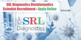 SRL Diagnostics Bioinformatics Scientist