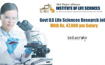 Govt ILS Jobs