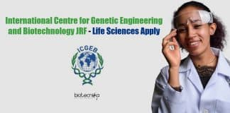 ICGEB Junior Research Fellowship