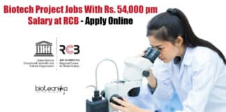 Biotech Jobs With