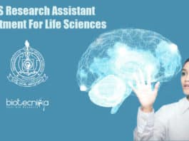 NIMS Research Assistant