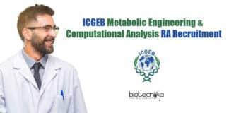 ICGEB RA Vacancy