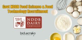 NDDB Food Science