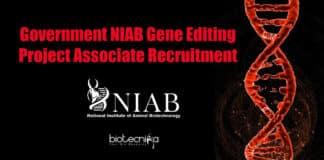 NIAB Project Job Opening
