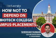 Biotech Jobs Without College Placement