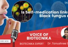 Black Fungus & Self-medication