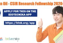 IndianOil - CSIR Research