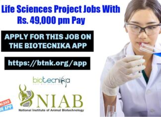 NIAB Biological Sciences Project