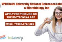 VPCI Microbiology